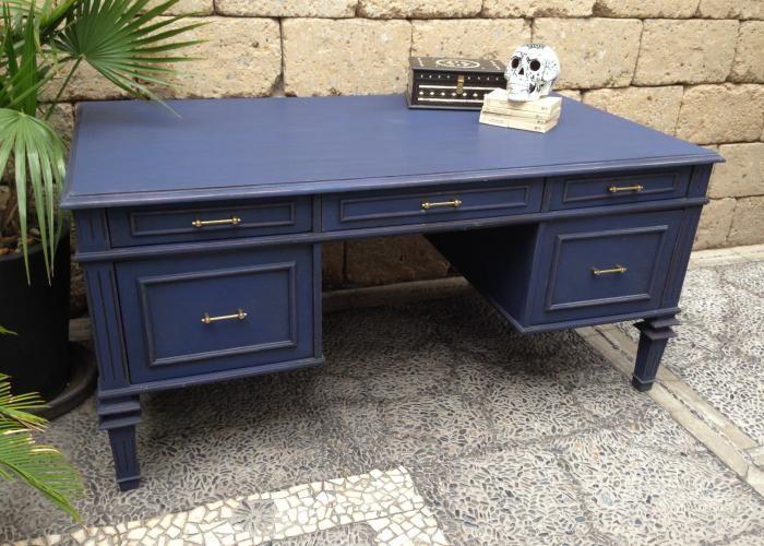 Mejores 57 im genes de muebles vintage muebles shabby en for Pintura color lino