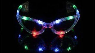Возможности и преимущества сети.: Светящиеся очки