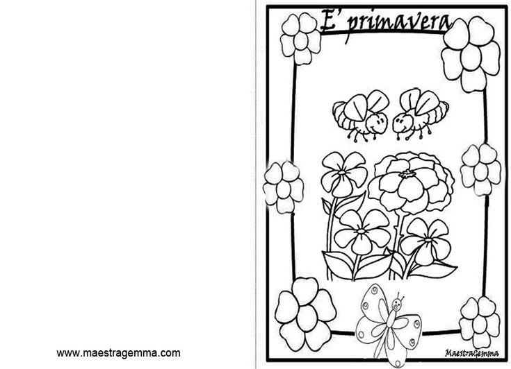 Pin di rosanna pagliarulo su rosascuola schede for Maestra gemma schede inverno