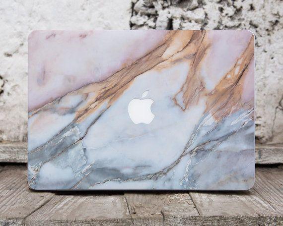 Cubierta de mármol portátil caso etiqueta Laptop por 366skins