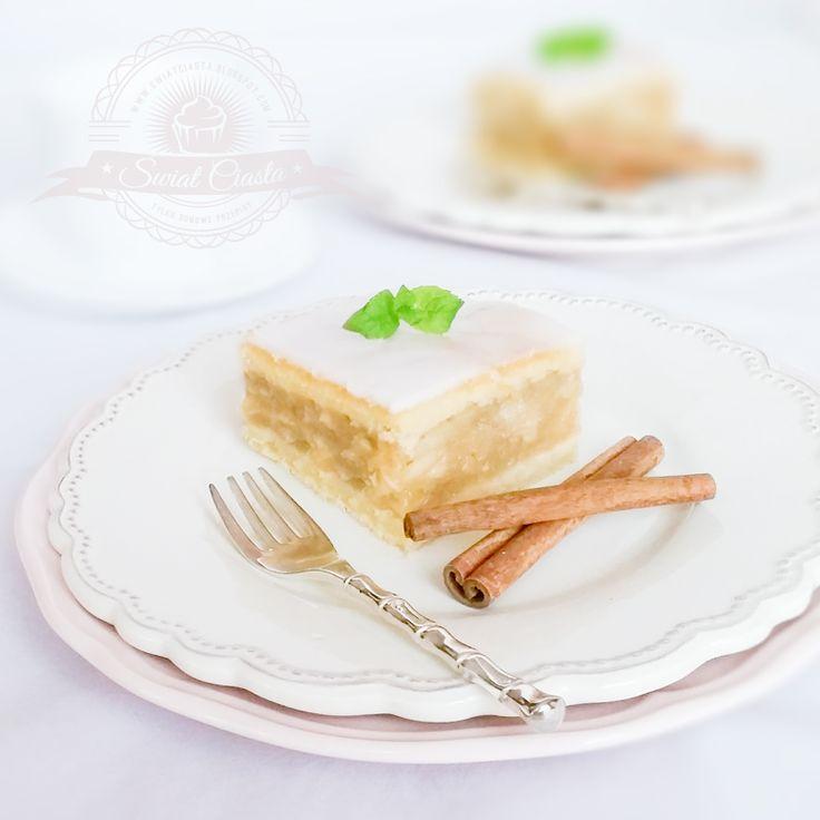 Babcina szarlotka | Świat Ciasta
