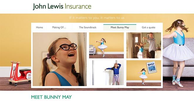 John Lewis Tiny Dancer