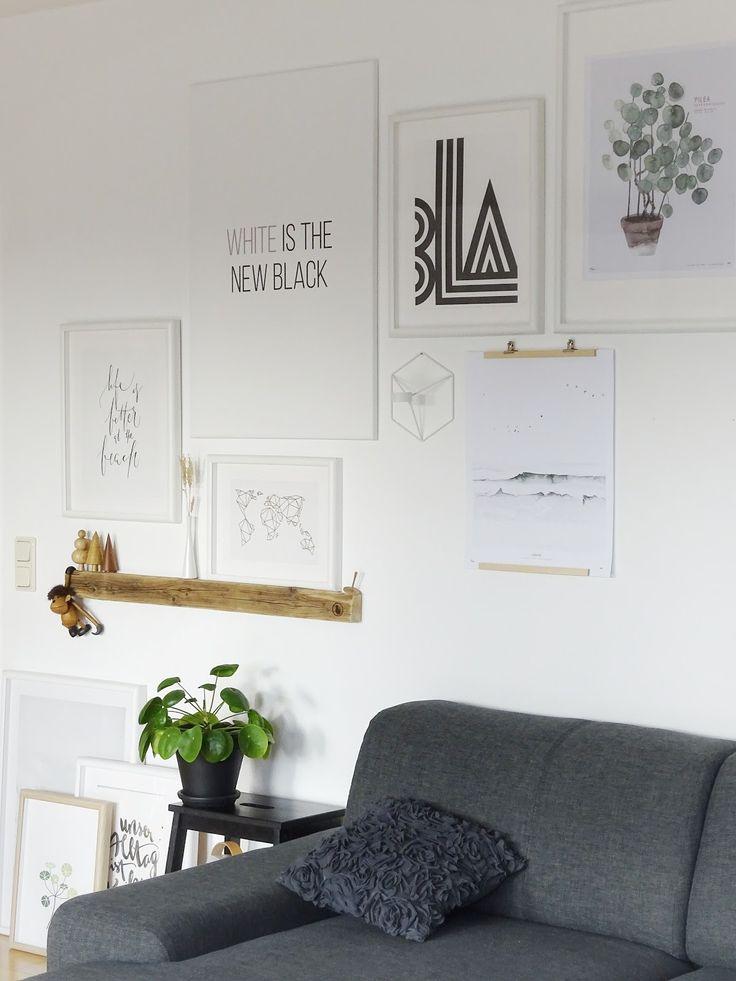 401 best living room \/\/ Wohnzimmer images on Pinterest Giveaway - harmonisches minimalistisches interieur design