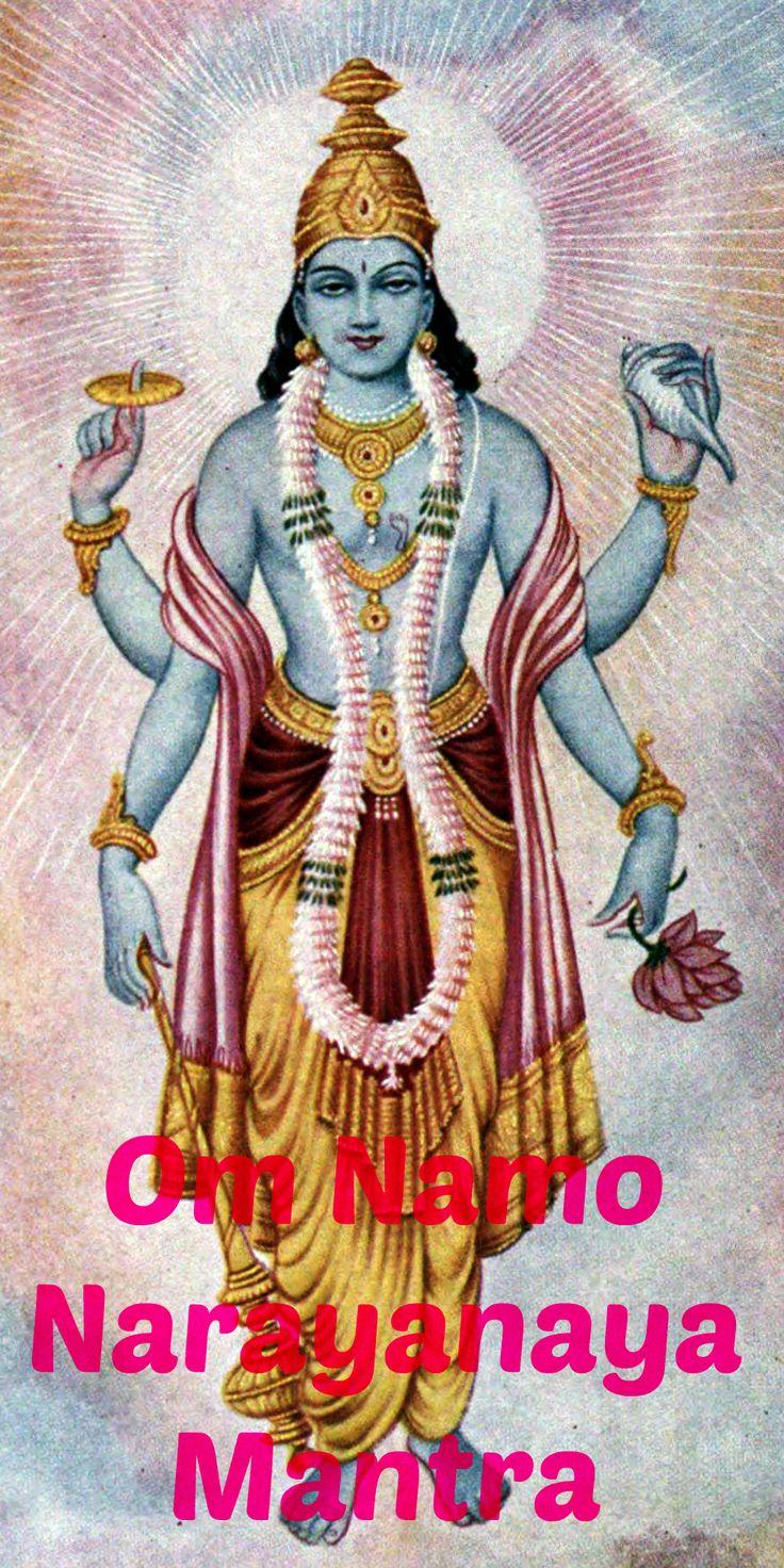 Om Namo Narayanaya Mantra – Benefits And Significance