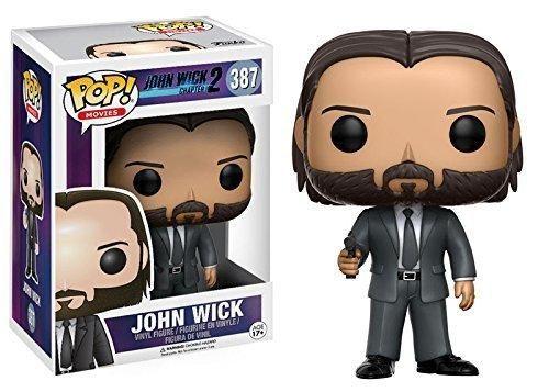 John Wick Chapter 2 Pop! Vinyl Figure