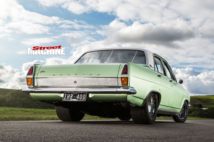 Holden -HR-rear -view