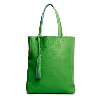 Roots - French Tote Italian Raw, $198