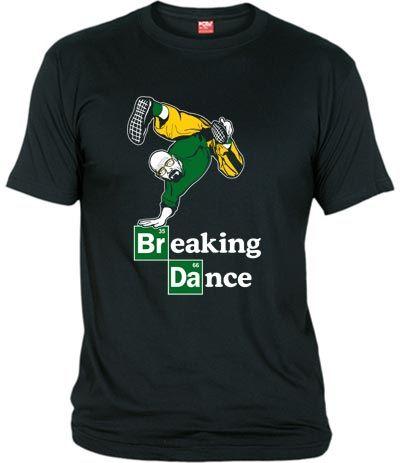 Walter White es el protagonista de la serie de televisión Breaking Bad, y además de ser un gran maestro de química y un genio en la fabricación de metanfetamina... ¡es el maestro del Breaking Dance!