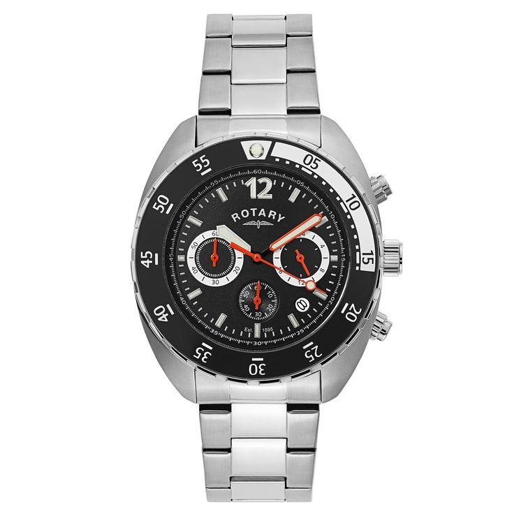 Rotary Chronograph GB00499-04 Men's Watch