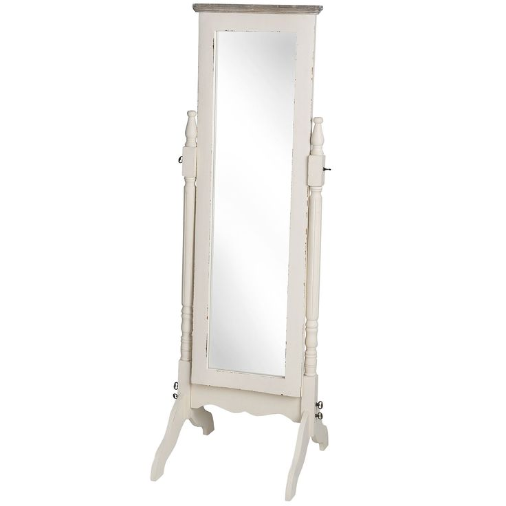 Country Cheval Mirror