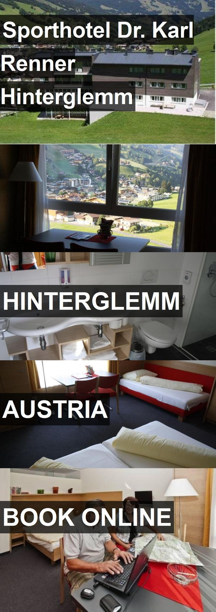 Hotel Sporthotel Dr. Karl Renner Hinterglemm in Hinterglemm, Austria. For more information, photos, reviews and best prices please follow the link. #Austria #Hinterglemm #SporthotelDr.KarlRennerHinterglemm #hotel #travel #vacation