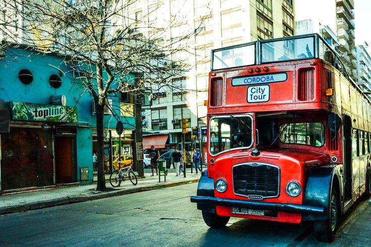 City tour (by Mc Donalds)