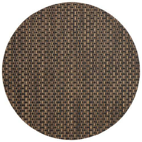 Driftwood (Black & Tan) Wipeable Charger-Center Round Placemat Sweet Pea Linens http://www.amazon.com/dp/B003YU8YP6/ref=cm_sw_r_pi_dp_uARrwb0HRD4G7