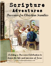 FREE: A Passover Celebration for Christian Families (13-Pages)  One of my most memorable college experiences was a Messianic Jew presenting passover.