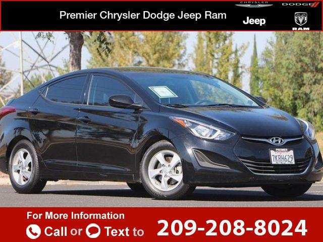 2015 *Hyundai*  *Elantra* *SE*  33k miles Call for Price 33077 miles 209-208-8024 Transmission: Automatic  #Hyundai #Elantra #used #cars #PremierCDJRTracy #Tracy #CA #tapcars