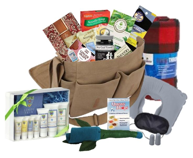 Chemo and radiation gift basket for men radiation gifts