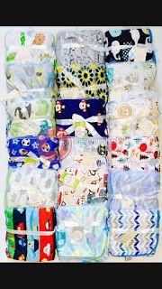 Take Baby Shoppee: Selimut Double Fleece 18 motif