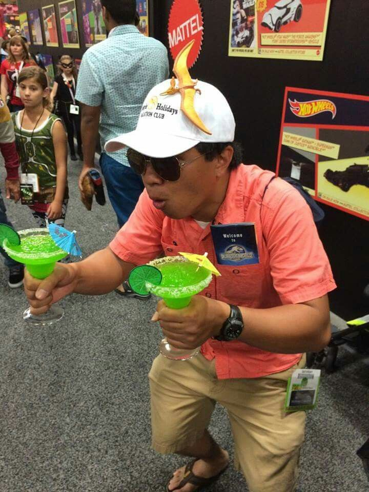 One of the better things Iu0027ve seen at Comic Con (margarita guy from Jurassic world)  sc 1 st  Pinterest & 1861 best Cosplay images on Pinterest | Cosplay ideas Anime cosplay ...