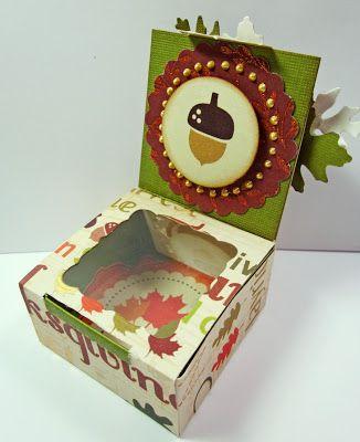 Pee-A-Boo Box