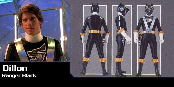 Dillon (Ranger Black) - Power Rangers RPM | Power Rangers Central