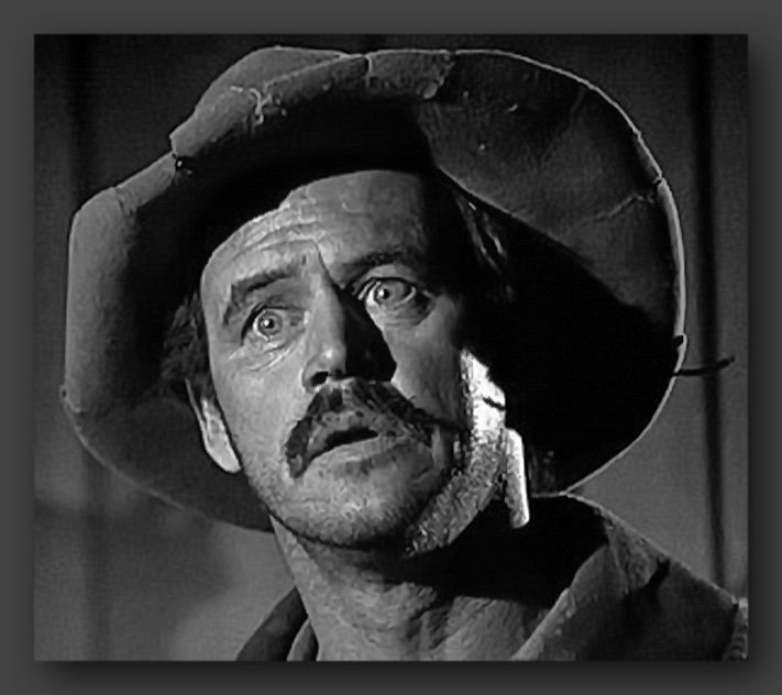 Geoffrey Lewis is superb character actor and he has a long list of credits. For us western buffs, he is probably best known for his half-dozen guest star appearances in Clint Eastwood films, including Bronco Billy (1980), High Plains Drifter (1973) and Every Which Way But Loose (1978).