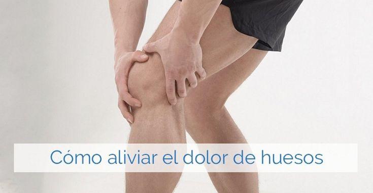 Remedios caseros para el dolor de huesos | Sentirse bien es facilisimo.com