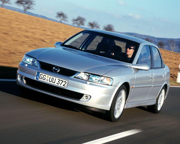 Opel Vectra 1999–2002