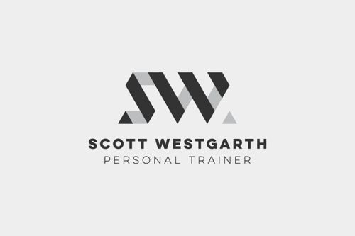 Scott Westgarth Logo.  Personal Trainer from Sheffield, England.