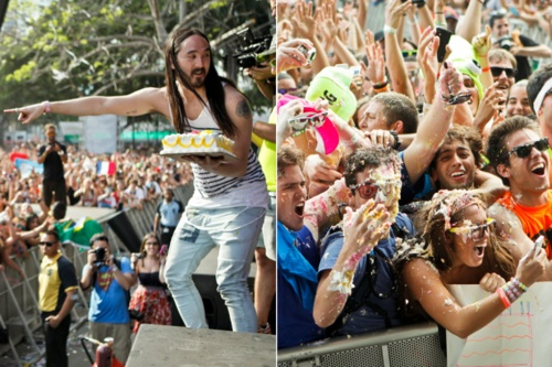Steve Aoki's Birthday Bash November 21st! So excited!