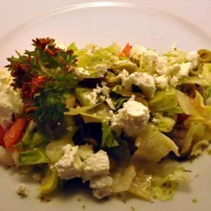 Görög saláta - Megrendelhető itt: www.Zmenu.hu - A vizuális ételrendelő.