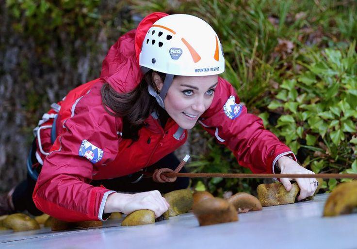 Hertogin Kate: sportief op haar best, en dan vooral op het water... (VIDEO)