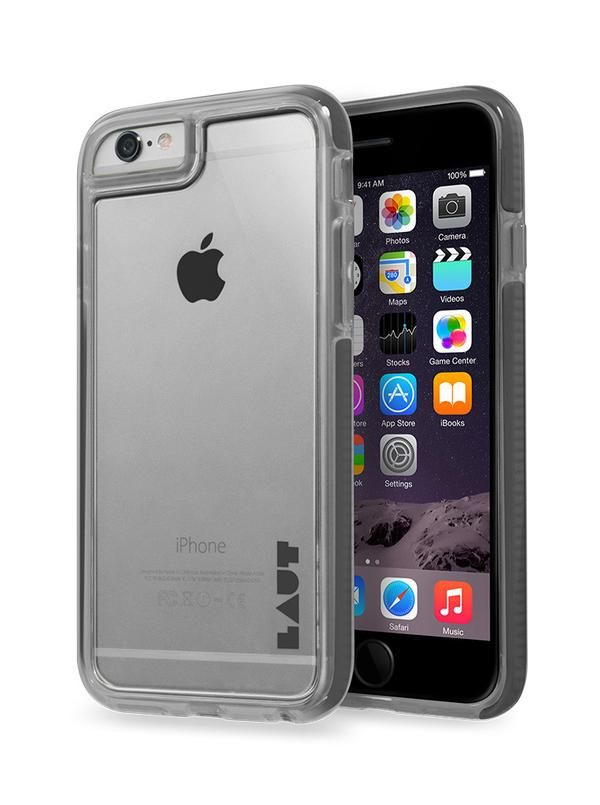 FLURO [IMPKT] for iPhone 6s / 6 is able to provide an incredible 2 metre drop resistance (Mil-Std-810 Certified) on flat surfaces. Protection! Made from a specially developed combination of thermoplastic elastomers