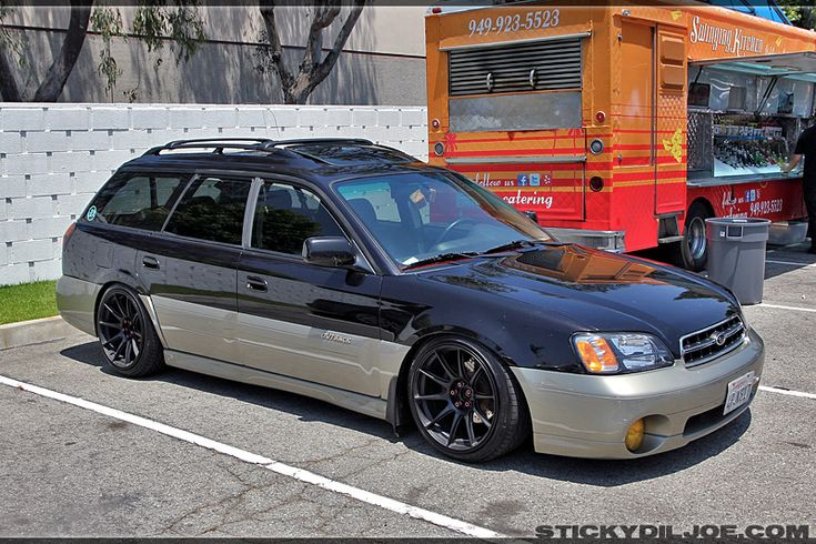 If mom and dads outback was mine, it'd look like this lol
