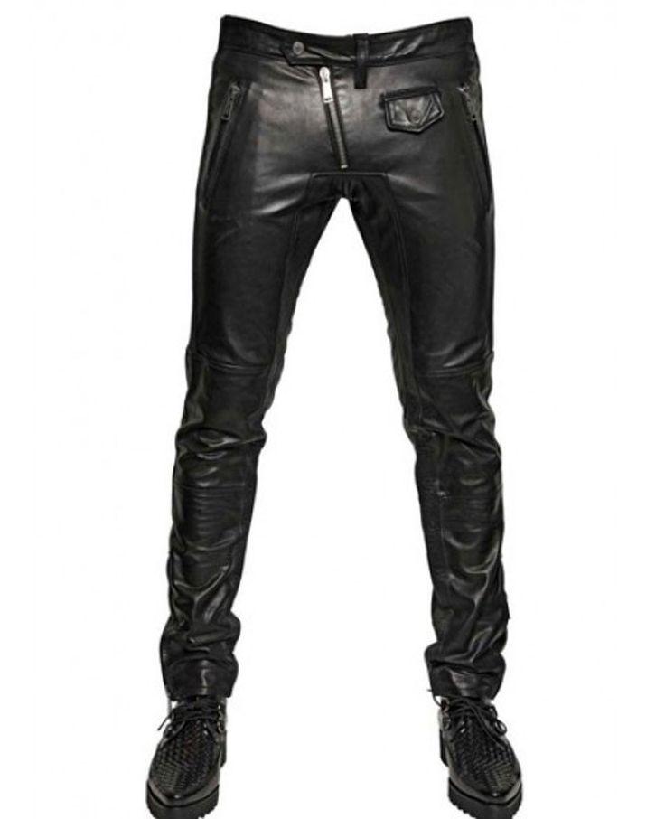 die 25 besten ideen zu leather pants for men auf. Black Bedroom Furniture Sets. Home Design Ideas