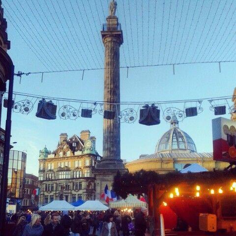Monument Christmas Market