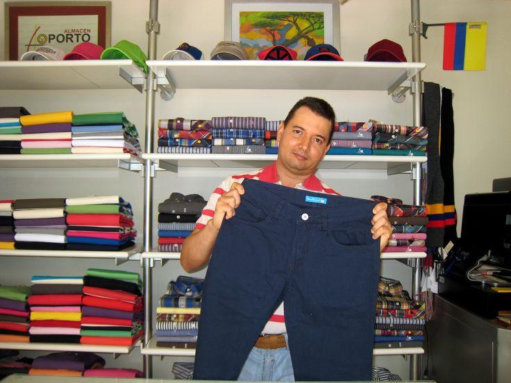 #Cartago #Pereira son #AlmacénOporto moda masculina