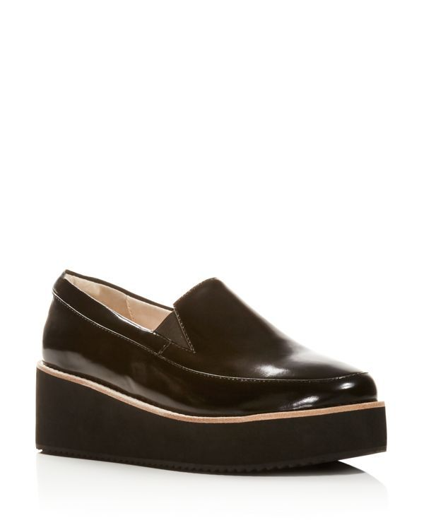 Sol Sana Tabbie Platform Wedge Loafers