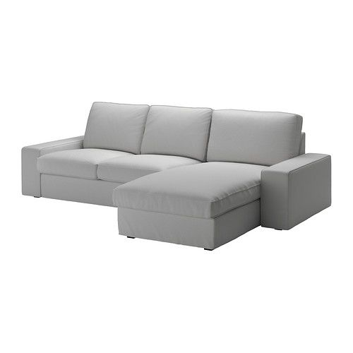 kivik loveseat and chaise lounge ikea kivik is a generous seating series with a soft deep seat. Black Bedroom Furniture Sets. Home Design Ideas
