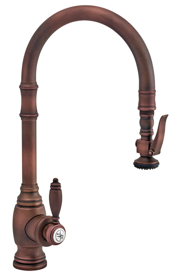 Waterstone 5600 Pulldown Faucet - AMB   Faucet, Antique ...