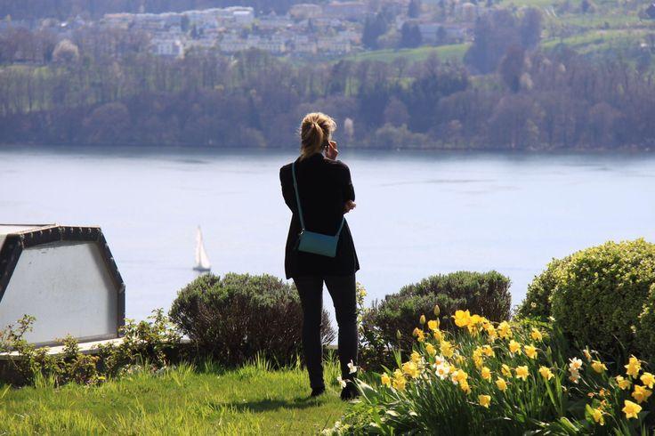 #minibag #lake Zurich