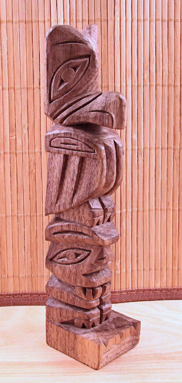 14 Best Totem Poles Images On Pinterest Totem Poles