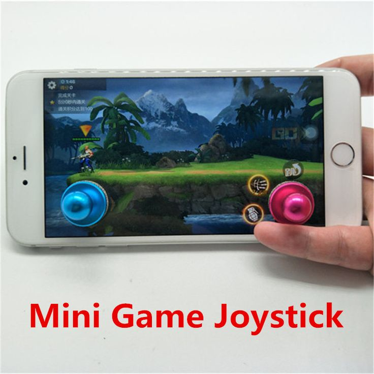 2 pcs Physical Joystick For Touch Screen Mobile //Price: $9.99 & FREE Shipping //     #phonecover #samsunggalaxy #samsung #samsungphone