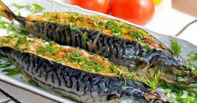 Салаты из рыбы на праздничный стол быстро и вкусно скумбрию #2
