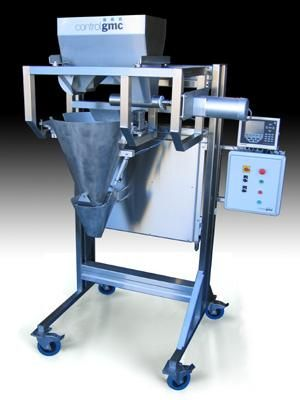 Bulk dry product or powder weigh filler | ControlGMC