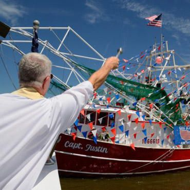 Celebrate our culture, our heritage, our legacy. The Biloxi Blessing of the Fleet belongs to all of us and you're invited. Join us as we once again honor this beloved Biloxi tradition. The event begans Thursday with the Memorial of the Mass for Deceased Fishermen, will continue this evening at the Michael Parish Life Center, St. Michael Catholic Church 177 First St., with a reception for past kings and queens and the introduction of the 2017 King and Shrimp Queen contestants. Saturday at ...