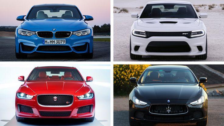 TOP 10 LUXURY CARS 2016