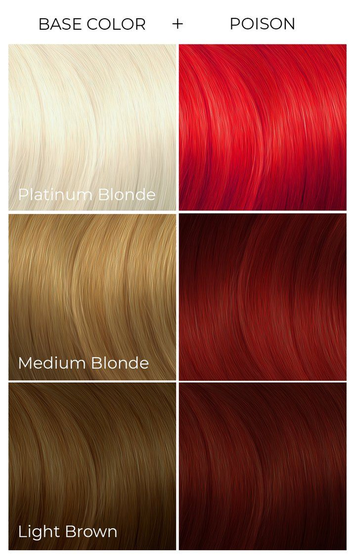 Poison In 2020 Arctic Fox Hair Color Hair Color Fox Hair Dye