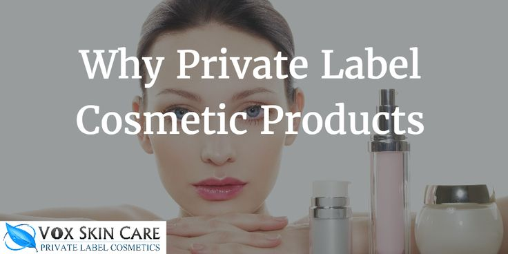 Cosmetics skincare products have a lot of benefits but why should your company private label cosmetics Skincare Products? Find out why here.