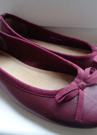 Kupuj mé předměty na #vinted http://www.vinted.cz/damske-boty/baleriny/11023989-tmave-vinove-ruzove-balerinky-camaieu