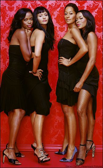 Girlfriends...-This was my show, the writer's strike messed this show up for early cancellation...
